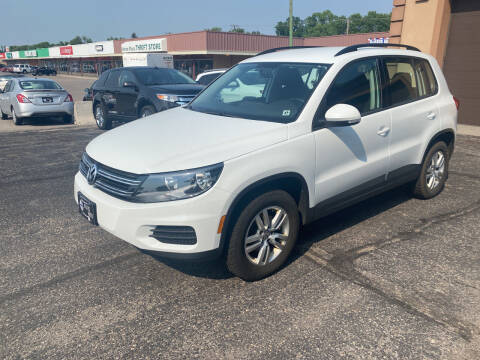 2015 Volkswagen Tiguan for sale at Atlas Auto in Grand Forks ND