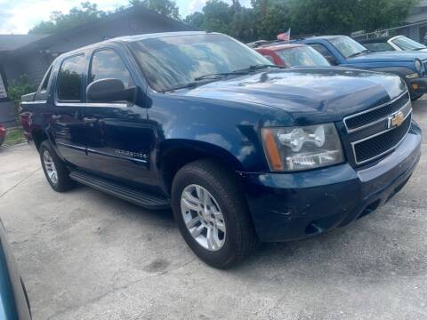 2007 Chevrolet Avalanche for sale at Auto America in Ormond Beach FL