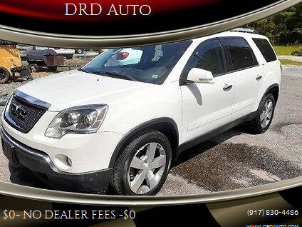 2011 GMC Acadia for sale at DRD Auto Market in Flushing NY