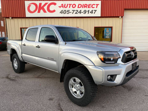 2013 Toyota Tacoma for sale at OKC Auto Direct in Oklahoma City OK