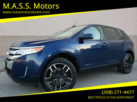 2012 Ford Edge for sale at M.A.S.S. Motors in Boise ID
