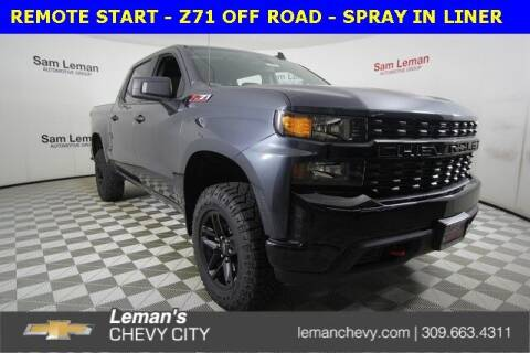 2021 Chevrolet Silverado 1500 for sale at Leman's Chevy City in Bloomington IL