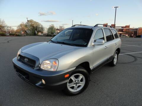 2003 Hyundai Santa Fe for sale at TJ Auto Sales LLC in Fredericksburg VA