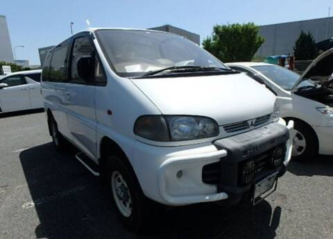 1995 Mitsubishi Delica L400  4x4 for sale at JDM Car & Motorcycle LLC in Seattle WA