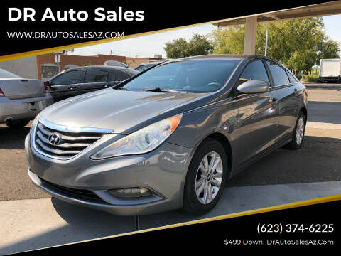 2013 Hyundai Sonata for sale at DR Auto Sales in Glendale AZ