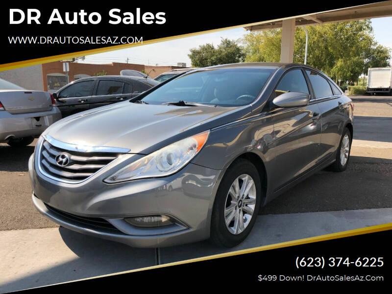 2013 Hyundai Sonata for sale at DR Auto Sales in Glendale AZ