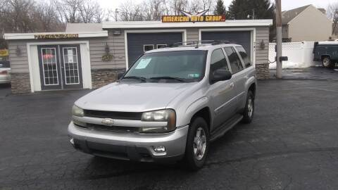 2004 Chevrolet TrailBlazer for sale at American Auto Group, LLC in Hanover PA