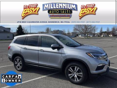 2017 Honda Pilot for sale at Millennium Auto Sales in Kennewick WA
