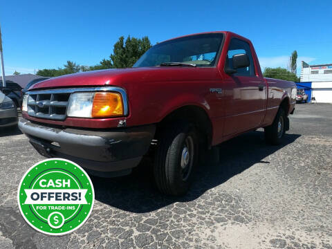1997 Ford Ranger for sale at StarCity Motors LLC in Garden City ID