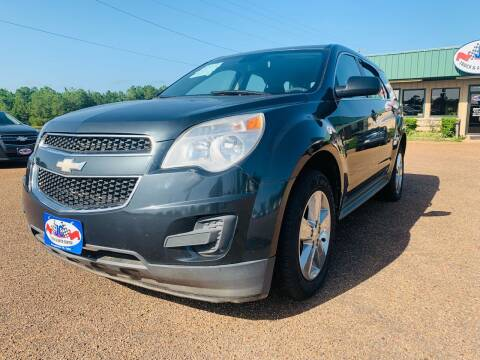 2013 Chevrolet Equinox for sale at JC Truck and Auto Center in Nacogdoches TX