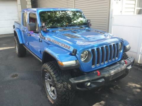 2021 Jeep Gladiator for sale at Pinto Automotive Group in Trenton NJ