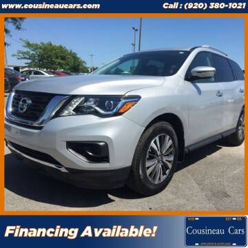 2017 Nissan Pathfinder for sale at CousineauCars.com in Appleton WI