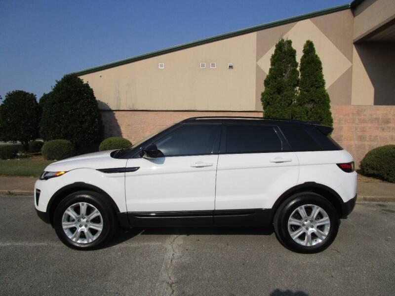 2017 Land Rover Range Rover Evoque for sale at JON DELLINGER AUTOMOTIVE in Springdale AR