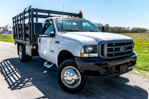 2002 Ford F-550 Super Duty for sale at Fruendly Auto Source in Moscow Mills MO