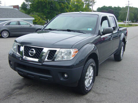 2014 Nissan Frontier for sale at North South Motorcars in Seabrook NH