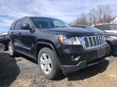 2013 Jeep Grand Cherokee for sale at Top Line Import in Haverhill MA