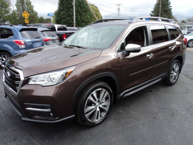 2020 Subaru Ascent for sale at BATTENKILL MOTORS in Greenwich NY