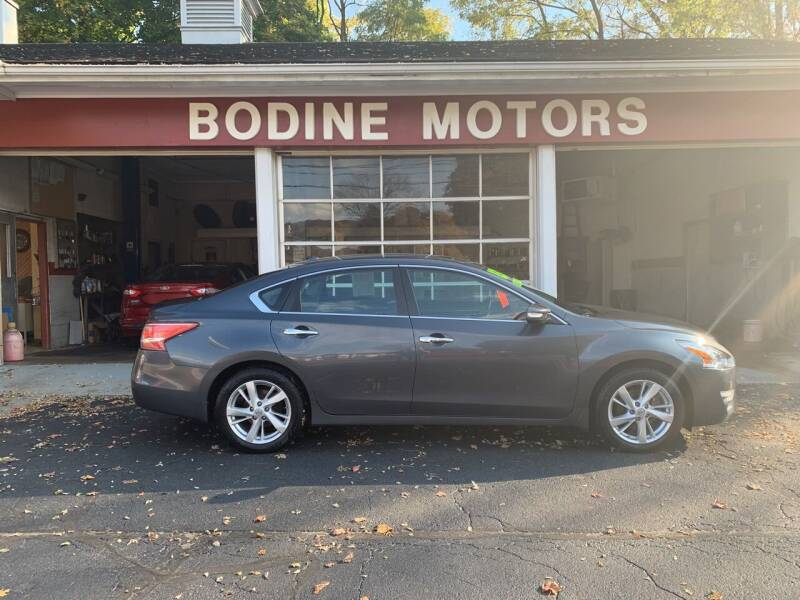 2013 Nissan Altima for sale at BODINE MOTORS in Waverly NY