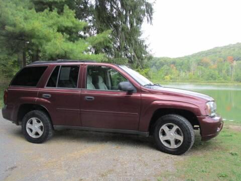 2006 Chevrolet TrailBlazer for sale at W.R. Barnhart Auto Sales in Altoona PA