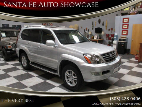 2007 Lexus GX 470 for sale at Santa Fe Auto Showcase in Santa Fe NM