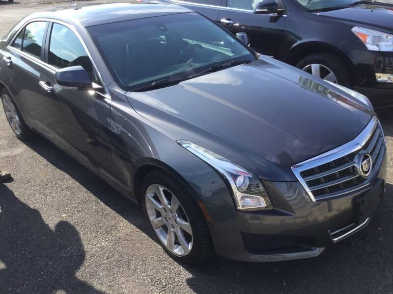 2013 Cadillac ATS for sale at eAutoDiscount in Buffalo NY