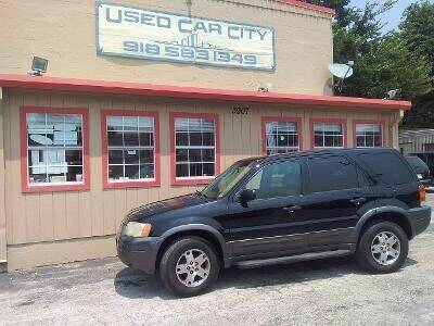 2004 Ford Escape for sale at Used Car City in Tulsa OK