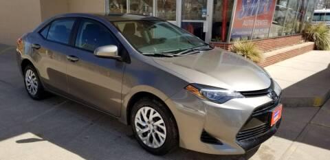 2019 Toyota Corolla for sale at Swift Auto Center of North Platte in North Platte NE