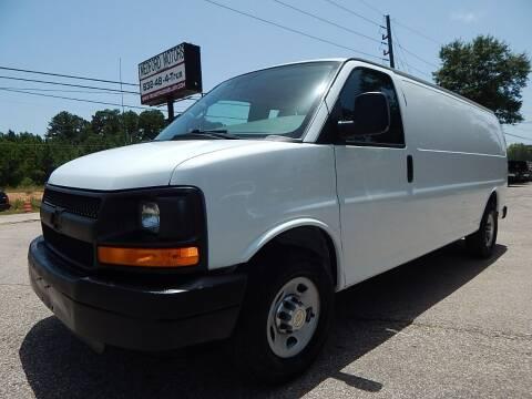 2014 Chevrolet Express Cargo for sale at Medford Motors Inc. in Magnolia TX