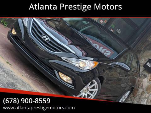 2011 Hyundai Sonata for sale at Atlanta Prestige Motors in Decatur GA