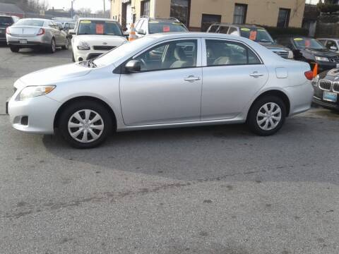 2009 Toyota Corolla for sale at Nelsons Auto Specialists in New Bedford MA