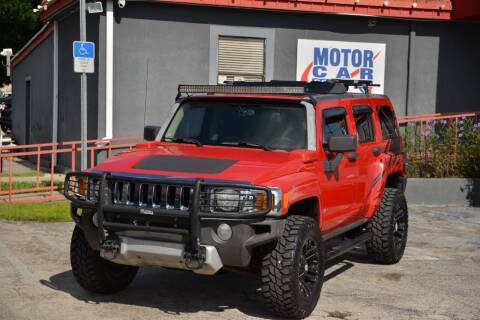2008 HUMMER H3 for sale at Motor Car Concepts II - Kirkman Location in Orlando FL