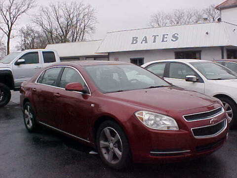 2008 Chevrolet Malibu for sale at Bates Auto & Truck Center in Zanesville OH