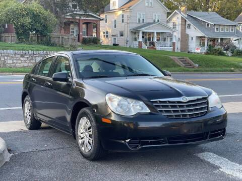 2010 Chrysler Sebring for sale at MZ Auto in Winchester VA