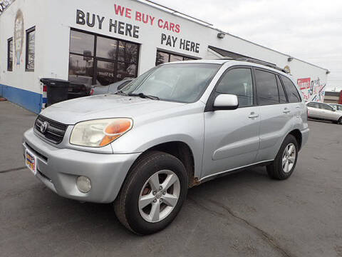 2004 Toyota RAV4 for sale at Tommy's 9th Street Auto Sales in Walla Walla WA
