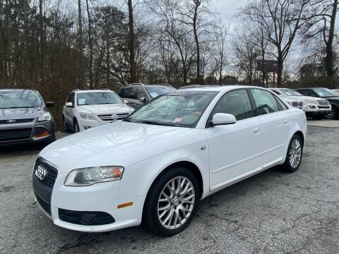 2008 Audi A4 for sale at Car Online in Roswell GA
