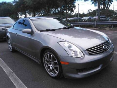 2006 Infiniti G35 for sale at Gulf South Automotive in Pensacola FL