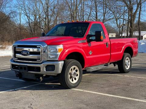 2011 Ford F-350 Super Duty for sale at Hillcrest Motors in Derry NH