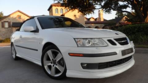 2007 Saab 9-3 for sale at Exhibit Sport Motors in Houston TX