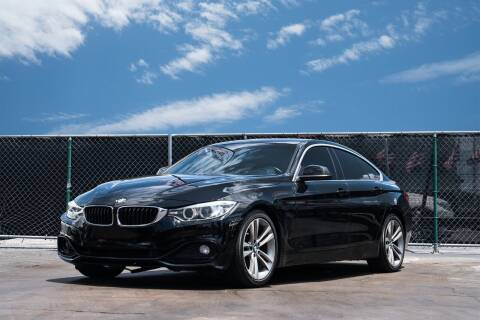 2016 BMW 4 Series for sale at MATRIX AUTO SALES INC in Miami FL