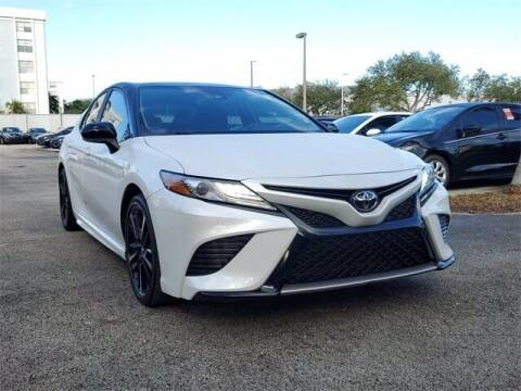 2019 Toyota Camry for sale at Selecauto LLC in Miami FL