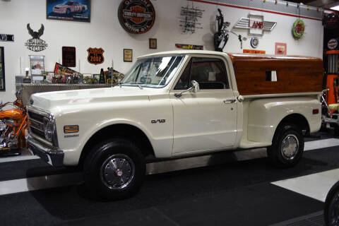 1970 Chevrolet C/K 10 Series for sale at Crystal Motorsports in Homosassa FL