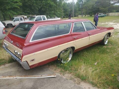 1968 Chevrolet Caprice for sale at Classic Car Deals in Cadillac MI