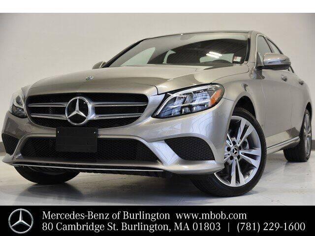 2019 Mercedes-Benz C-Class for sale in Burlington, MA