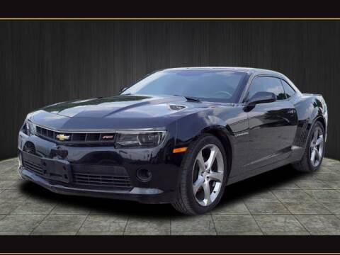 2014 Chevrolet Camaro for sale at Credit Connection Sales in Fort Worth TX