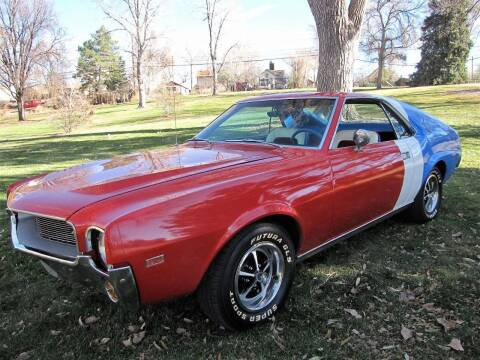1969 AMC AMX for sale at Street Dreamz in Denver CO