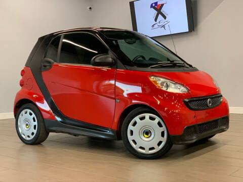 2013 Smart fortwo for sale at TX Auto Group in Houston TX