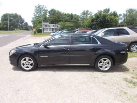 2009 Chevrolet Malibu for sale at Ollison Used Cars in Sedalia MO