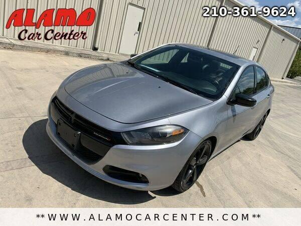 2015 Dodge Dart for sale at Alamo Car Center in San Antonio TX