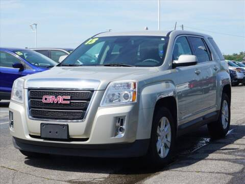 2013 GMC Terrain for sale at FOWLERVILLE FORD in Fowlerville MI