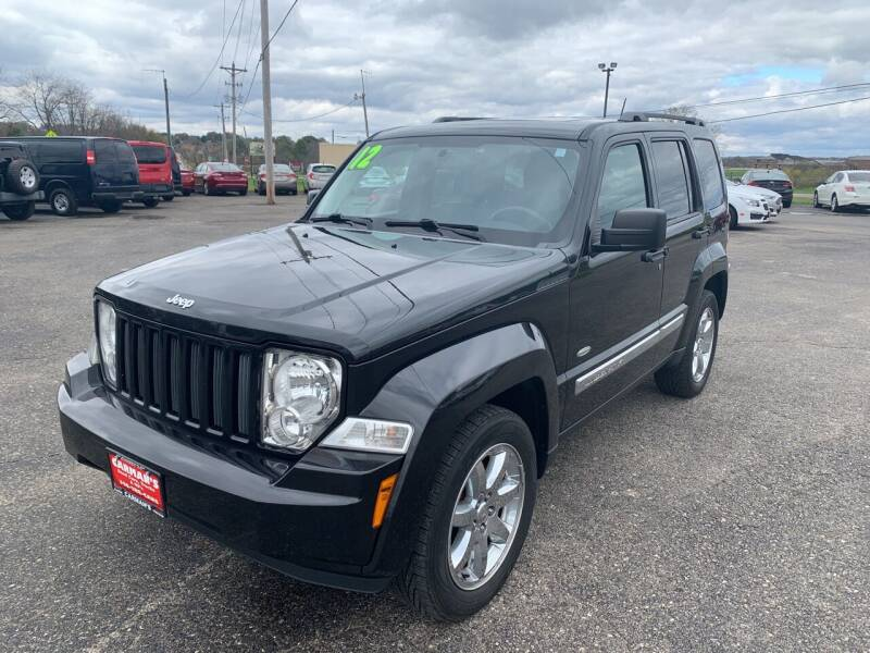 2012 Jeep Liberty for sale at Carmans Used Cars & Trucks in Jackson OH